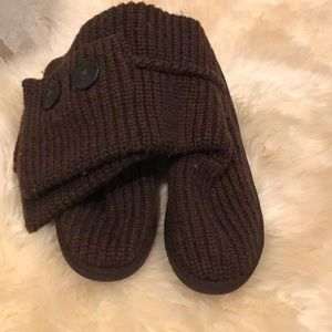 Uggs netted boots